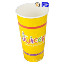 printed paper cup customized design from china