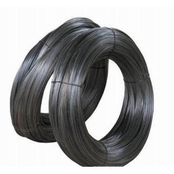 Cable de hierro negro de la fábrica profesional