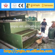 Secadora de mallas vegetales secas