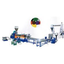 Línea de granulación de reciclaje de PP / PE