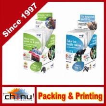 Werbung Counter Top Karton Geschenkbox (6223)