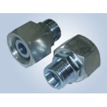 Raccords pour tubes de type à filetages métriques Remplacer les raccords Parker et les raccords Eaton (ADAPTATEUR DE TUBE RÉDUCTEUR AVEC ÉCROU PIVOTANT)