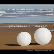 Эксплуатируемый батареей ip68 водонепроницаемый светодиодные мяч бассейн