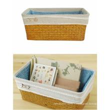 (BC-ST1056) Декоративная корзина для соломы