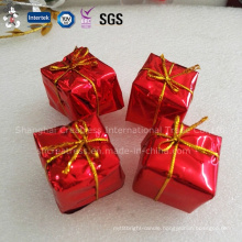 China Professional Produce Personalized Plastic Christmas Cake Decoration