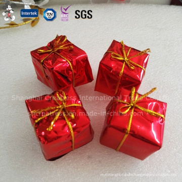 China Professional Produce Personalized Plastic Christmas Cake Decoration