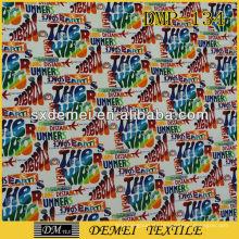 billig Großhandel dekorative Kissen Stoff industrielle Stoffe/Leinwand