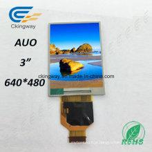 """A030vvn01 Monitor LCD de 3 """"de 45 pinos tipo TFT HDMI"""