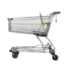 Carrito de la compra del supermercado Carrito de la compra del supermercado