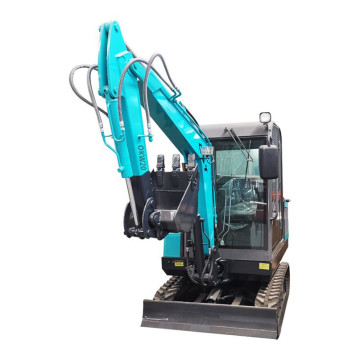 New-excavator-price En venta Sudáfrica Precio de 2 toneladas en India, kolkata China Made Micro 1.5 Mini Machine Digger Crawler Excavator