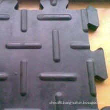 Interlocking Rubber Sheet for Horse / Cow