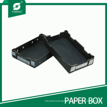 Kraftpapier Obst / Gemüse Verpackung Box