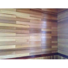 Red Cedar Wall Panel Corner
