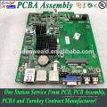 Assemblée de carte PCB service clé en main de conception et d'assemblage de PCB solaire PCBA Service