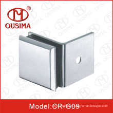 Zinc Alloy Single Side 135 Degree Glass Fitting Used in Fixing Glass (CR-G09)