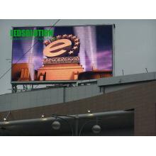 Ecrã de vídeo de publicidade exterior com LED de baixo custo P20