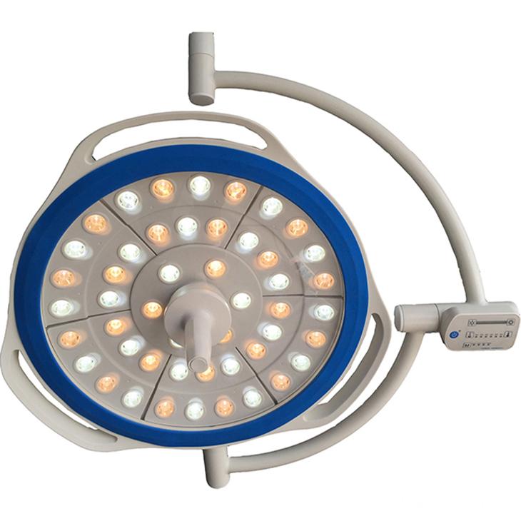 Medical light with led bulbs