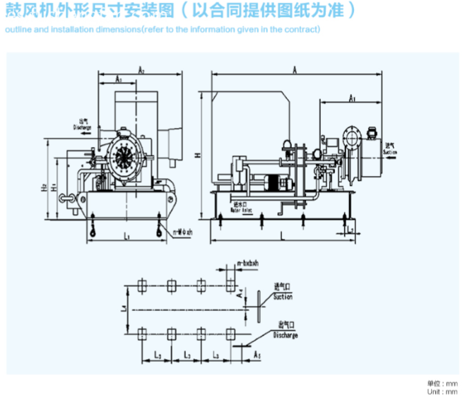 single stage high speed centrifugal