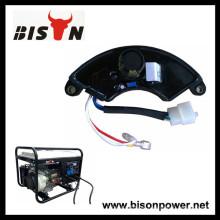 BISON (CHINA) gasolina gerador peças sobressalentes de honda gx160 168f, avr para gerador soldador