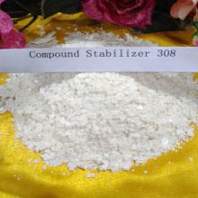 Estearato de zinco como estabilizador para produtos de PVC