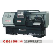ZHAOSHAN CK6150 torno máquina máquina CNC máquina de torno melhor qualidade