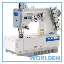 WD-F007J alta velocidade Super bloqueio de série da máquina de costura