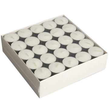 Hot bán nến 23G 8hrs Paraffin Wax Tealight