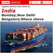 Контейнера 20ft/40 футов Доставка из Китая в Индию