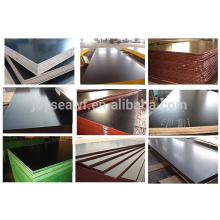 18mm marine plywood / film faced plywood / melamine plywwod with best prices