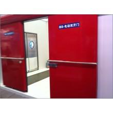 Doppelte Tür Schiebetür für kalten Raum