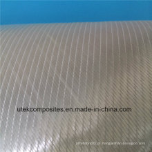 +/- 45 600GSM Tecido biaxial de fibra de vidro para o barco