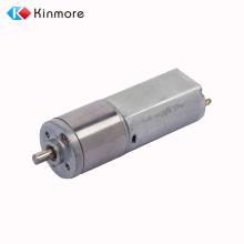Motor de engranaje de imán permanente de baja velocidad de 24 V CC / motor de engranaje de 12 V CC