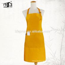 Kefei apron patterns for shop yellow apron