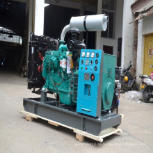Open Type Turbocharged Wassergekühlte Generator Preisliste Powered by Perkins 2206c-E13tag3