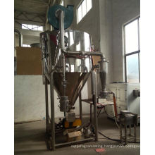 ZPG spray drier for Chinese Traditional medicine extract, SS fluid bed dryer granulator, liquid food conveyor systems