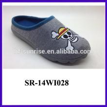 durable winter lady felt slipper new design