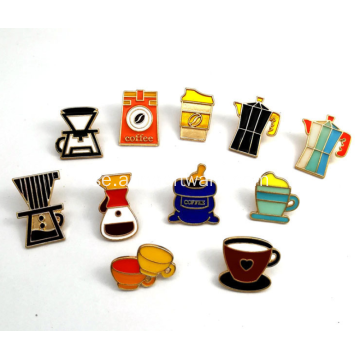 Fira Machine Broche Metal Pin Badge