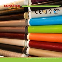 PVC-Folie für hochwertige Möbel Dekoration