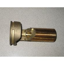 Piezas electrónicas de cobre del bastidor de cobre amarillo del OEM