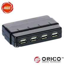 HUB USB à 4 ports, concentrateur usb 2.0, port USB 2.0 USB 2.0