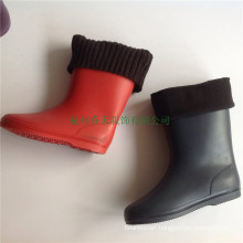 Fleece and Knit Cuff Kids and Baby Welly Warmers Fleece Liners Socks