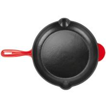 Enamel Cast Iron Fry Pan/Skillet