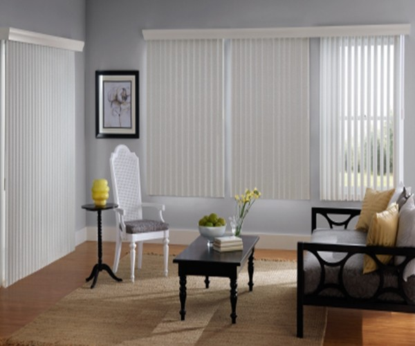 89mm pvc vertical blinds