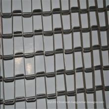 Stainless steel wire mesh sheet conveyor belt