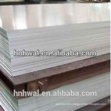 high quality hot selling Plain 5052 aluminum plate