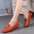 Atacado sapatos femininos sapatos casuais sapatos de couro dirigindo barco sapatos para sapatos femininos doug sapatos pretos