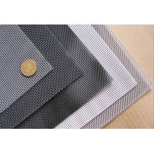 Factory Supply Stainless Steel Security Window Screen Mesh
