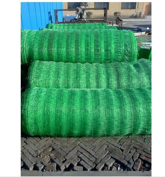 Plastic Garden Agricultural Plant Support Netting