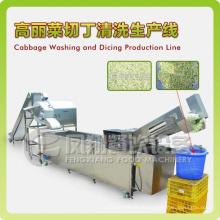 Линия по производству кубиков и манго