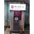 Bank ATM LED Leuchtkasten ATM Stand Baldachin Kiosk